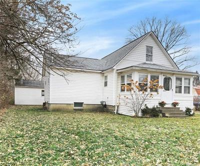 Plymouth Single Family Home For Sale: 41130 E Ann Arbor Trl