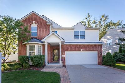 Farmington Hill Single Family Home For Sale: 21053 Marshview Dr