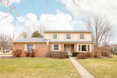 Plymouth Single Family Home For Sale: 12078 N Canton Center Rd