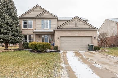Canton Single Family Home For Sale: 4527 Shoreview Dr