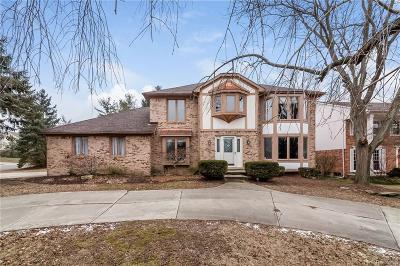 Farmington Hill Single Family Home For Sale: 35901 King Edward Dr