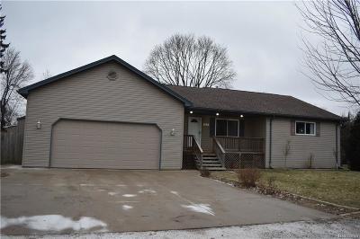 Lake Orion Single Family Home For Sale: 965 Highlander St