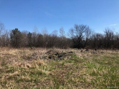 Residential Lots & Land For Sale: 4547 Rochester Rd