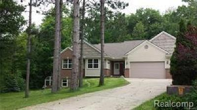 Commerce Single Family Home For Sale: 3490 Glenview Court