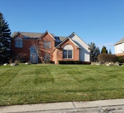 Single Family Home For Sale: 3982 Red Root Rd