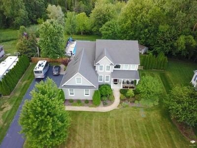 Dexter Single Family Home For Sale: 7729 Brass Creek Ct