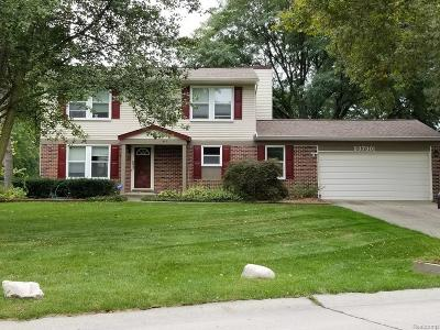 Novi Single Family Home For Sale: 23730 Nilan Dr