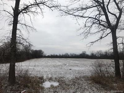 Residential Lots & Land For Sale: 12116 Baldwin Rd