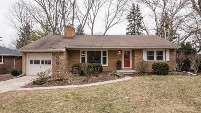 Ann Arbor Single Family Home Contingent - Financing: 1901 Frieze Ave