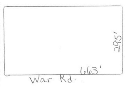 Residential Lots & Land For Sale: War