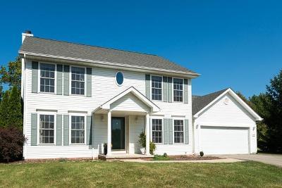 Ann Arbor Single Family Home Contingent - Financing: 4174 Glen Eagles Ct