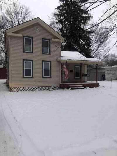 Branch County Single Family Home For Sale: 29 S Main St