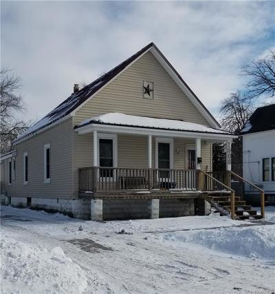 Single Family Home For Sale: 1906 11th Ave
