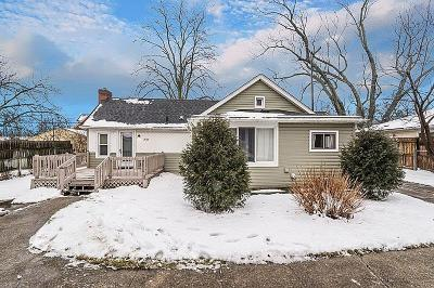 Ann Arbor Single Family Home Contingent - Financing: 3155 Nordman Rd