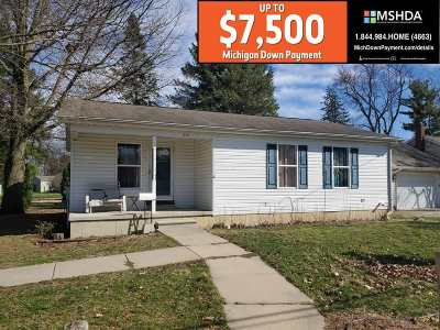 Single Family Home For Sale: 615 Giles Ave.