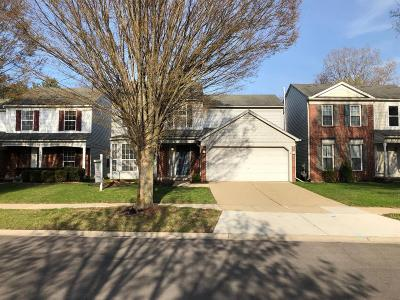 Ann Arbor Single Family Home For Sale: 3033 Turnberry Ln