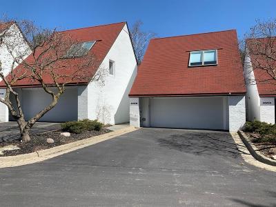 Ann Arbor Condo/Townhouse For Sale: 1008 Scott Pl