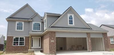 Belleville Single Family Home For Sale: 13624 Cambridge Crt