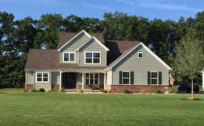 Single Family Home Contingent - Financing: 1692 Noah