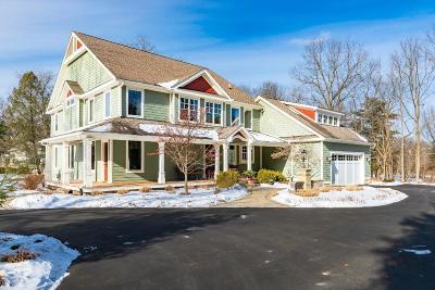 Ann Arbor Single Family Home Contingent - Financing: 4330 Dexter Ann Arbor Rd