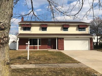 Livonia Single Family Home For Sale: 16188 Wayne Rd
