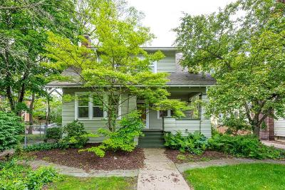 Washtenaw County Single Family Home For Sale: 1220 Brooklyn Ave