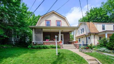 Ann Arbor Single Family Home For Sale: 506 Miller Rd