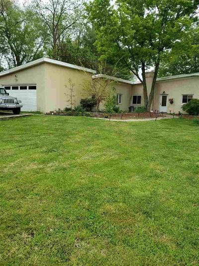 Milford Single Family Home For Sale: 2325 N Labadie