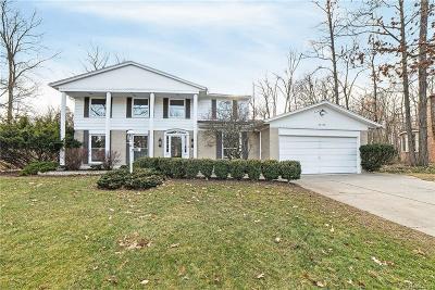 Farmington Hill Single Family Home For Sale: 25157 Appleton Dr