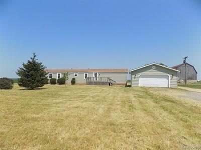 Single Family Home For Sale: 2877 E Filion Rd