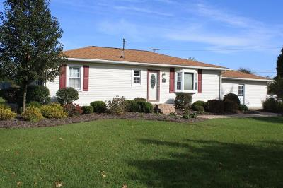 Milan Single Family Home For Sale: 1342 Jewell Rd