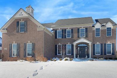 Ann Arbor Single Family Home Contingent - Financing: 2040 Hackamore Dr