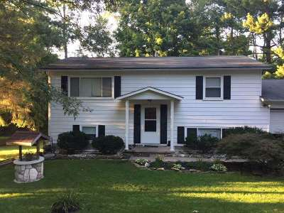 Onsted Single Family Home For Sale: 7744 Clairmont Rd