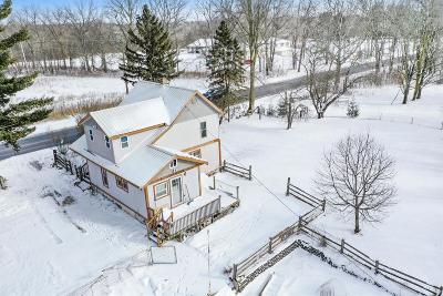 Washtenaw County Single Family Home Contingent - Financing: 2730 E North Territorial Rd
