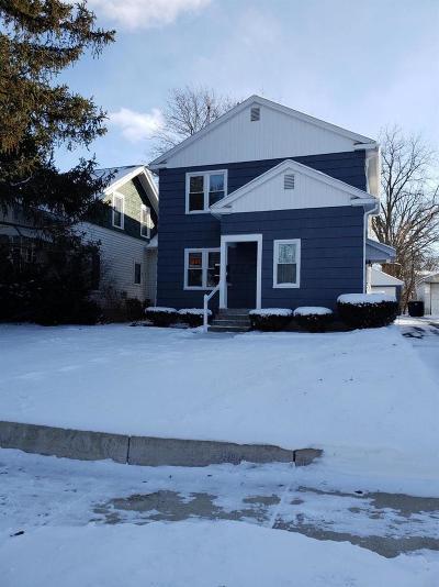 Ann Arbor Single Family Home For Sale: 1519 Abbott Ave