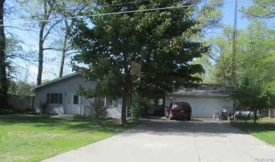 Single Family Home For Sale: 4540 Meinert Park Rd