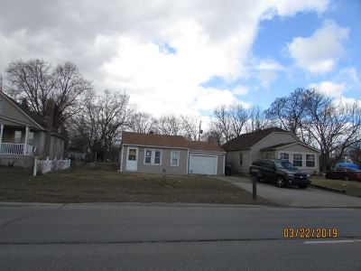 Single Family Home For Sale: 7358 Middlebelt Road