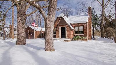 Ann Arbor Single Family Home For Sale: 584 Allison Dr