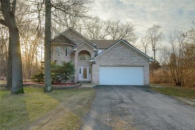 Belleville Single Family Home For Sale: 17470 Odyssey