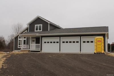 Milford Single Family Home For Sale: 1361 S Garner Rd