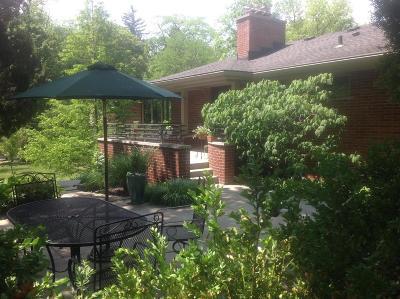 Ann Arbor Single Family Home For Sale: 2065 Geddes Ave