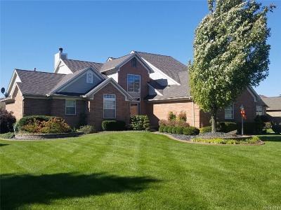 Canton Single Family Home For Sale: 2592 Shagbark Crt