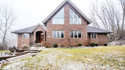Ann Arbor Single Family Home For Sale: 5315 River Ridge Ln