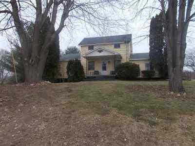 Single Family Home For Sale: 5010 Skinner Highway