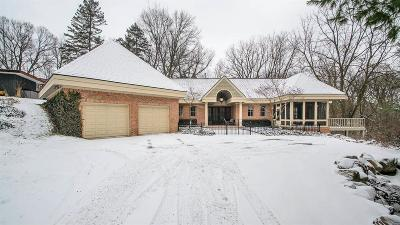 Ann Arbor Single Family Home Contingent - Financing: 3080 Hunting Valley Dr