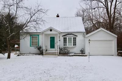 Ann Arbor Single Family Home Contingent - Financing: 2468 Fernwood Ave