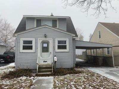 Single Family Home For Sale: 948 Emerson Ave