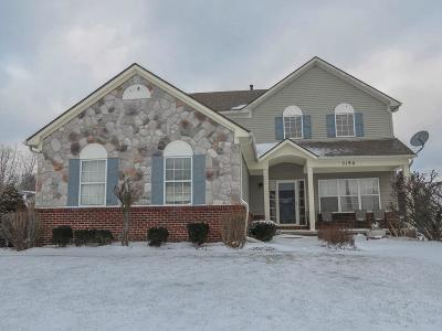 Washtenaw County Single Family Home Contingent - Financing: 5190 Blue Spruce Dr