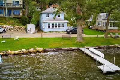 Single Family Home Contingent - Financing: 1448 Sugarloaf Lake Rd