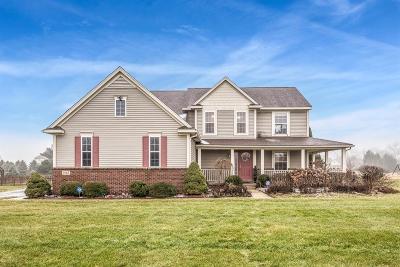 Dexter Single Family Home For Sale: 3147 Sandhill Dr